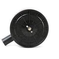 """Фільтр повітряний компресора пластик 1/2"""" (різьба 20мм) (діаметр) 95мм"""