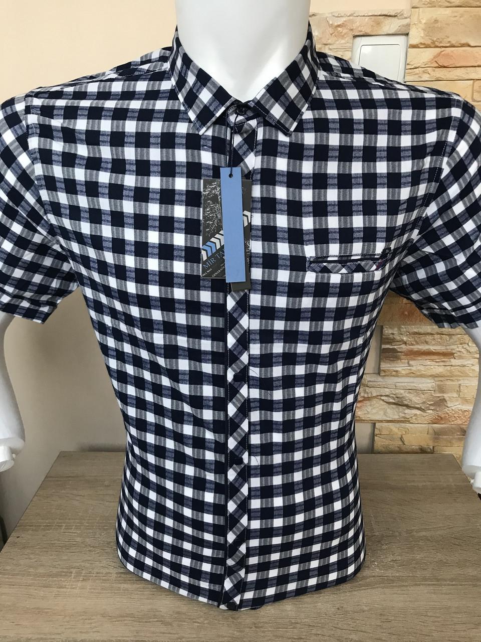 Рубашка короткий рукав Mir Taron