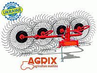 Грабли ворошилки AGX WR-04 (AGRIX)