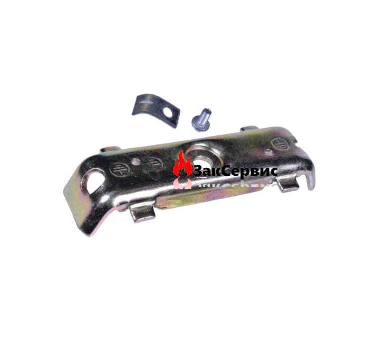 Скоба крепления фланца ТЭНа для водонагревателей Ariston с автоклавным фланцем993011