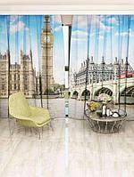 Фотоштора Walldeco Панорама Лондона (10621_1_3)