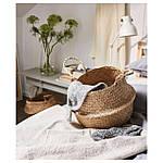 IKEA FLADIS Корзина, морская трава  (603.221.73), фото 5