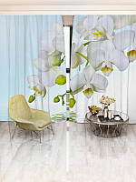 Фотошторы WallDeco Орхидеи (1357_1_ 3)