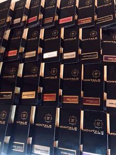 Пробники нишевой парфюмерии