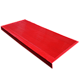 Протиковзкі гумові накладки на сходи (КОЛЬОРОВІ), фото 2