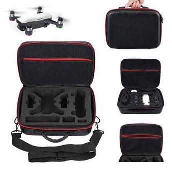 Сумка, футляр, кейс для хранения и переноски дрона (квадрокоптера) и аксессуаровDJI SPARK (код XT-492)