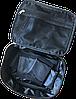 Вместительная косметичка со съемными перегородками ORGANIZE (черный), фото 3