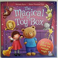 Книга на английском языке для детей The Magical Toy Box
