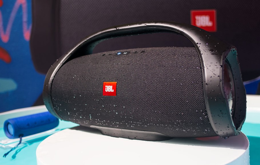 Колонка JBL BoomBOX Big большая Bluetooth MP3 FM USB Wireless (копия JBL)