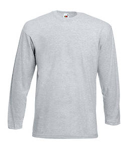 Чоловіча полегшена футболка з довгим рукавом 3XL, 94 Сіро-Ліловий