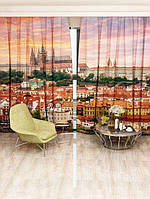 Фотоштора Walldeco Панорама Праги (22515_1_3)