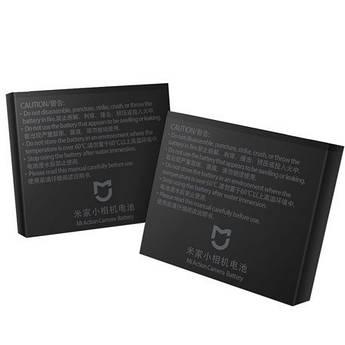 Аккумулятор для экшен камеры XIAOMI MIJIA 4К (код № MIJIA)