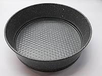 Форма круглая разъемная с антипригарным покрытием Maestro 22см