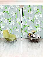 Фотошторы Decolimp цветы (23408_1_ 3)