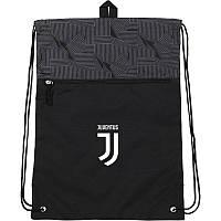 Сумка для взуття з кишенею Kite FC Juventus JV19-601L