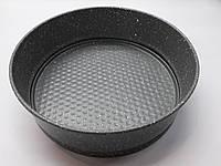 Форма круглая разъемная с антипригарным покрытием Maestro 24см