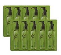 Гидрофильное масло с экстрактом зеленого чая INNISFREE Green Tea Cleansing Oil (пробник)