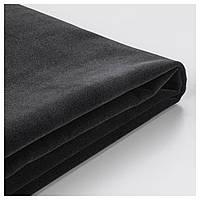 IKEA FARLOV Чехол на 2-местный раскладной диван, Джупарп темно-серая  (203.483.06)