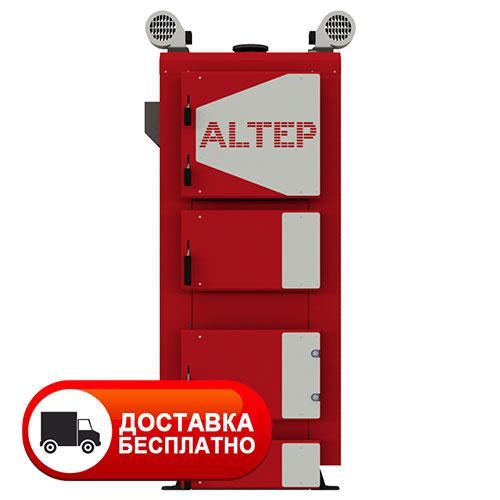 Твердотопливный котел длительного горения Альтеп DUO UNI PLUS 95 кВт