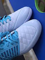 Футзалки Nike 5 Lunar Gato II 580456-404 (Оригинал) Sale, фото 3