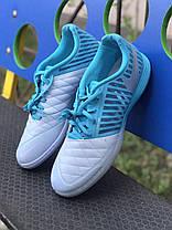 Футзалки Nike 5 Lunar Gato II 580456-404 (Оригинал) Sale, фото 2