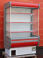 Холодильная горка (Регал) «Технохолод Аризона» 1.2 м. (Украина), компактность, Б/у, фото 1