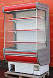 Холодильная горка (Регал) «Технохолод Аризона» 1.2 м. (Украина), компактность, Б/у, фото 3