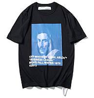 Футболка Off white Bernini (офф вайт унисекс футболка)