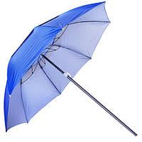 Зонт пляжный d2.0м Stenson MH-2712 с треногой и колышками, синий