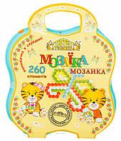 Мозайка детская Тигрес Украина пластик 39113