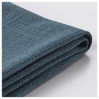 IKEA DELAKTIG Чехол на секцию дивана, темно-синий  (803.948.09)