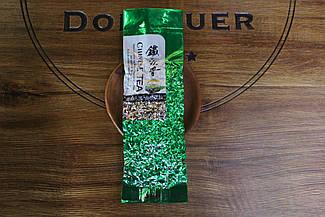 Китайский зелёный чай Би Ло Чунь, 50 грамм, вакуумная упаковка