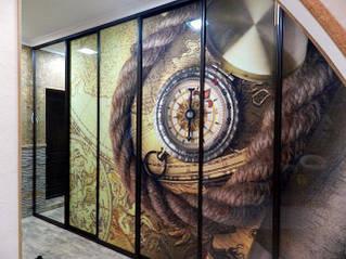 Каталог малюнків і матеріалів для розсувних дверей.