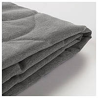 IKEA NYHAMN Чехол на раскладной диван, Книса серый/бежевый  (103.415.98)