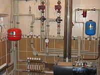 Монтаж систем отопления и вентиляции . Недорого.