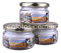 """Кокосовое масло холодного отжима """"Kier"""" 200 мл, Филиппины"""