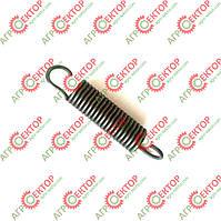 Пружина собачки привода включения вязального аппарата прессподборщика Famarol Z-511 88245-511-007-570, фото 1