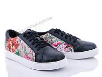 Кроссовки женские Class Shoes H237-81 black-pink (36-40) - купить оптом на 7км в одессе
