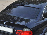 BMW E46 Бленда стекловолокно, под покраску (уценка)