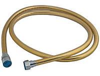 Шланг душевой армированный усиленный KAISER 0031 Золотой