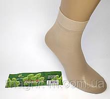 Капроновые носочки с тормозами. Цвет: светлый беж.