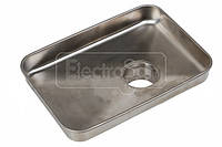 Лоток для мясорубки Redmond RMG-1212 металлический, фото 1