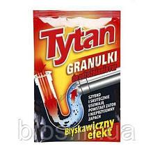 Засіб д/чищ каналіз. труб Титан гранули (50г)