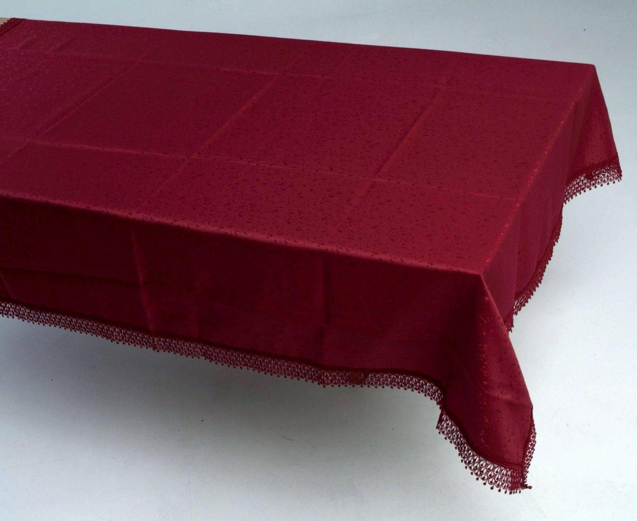 Скатерть на кухонный стол 110 х 160 TEFLON