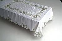 Скатерть на квадратный стол160*160 лилия