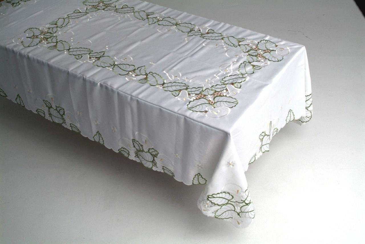 Скатерть на большой раздвижной стол160*300