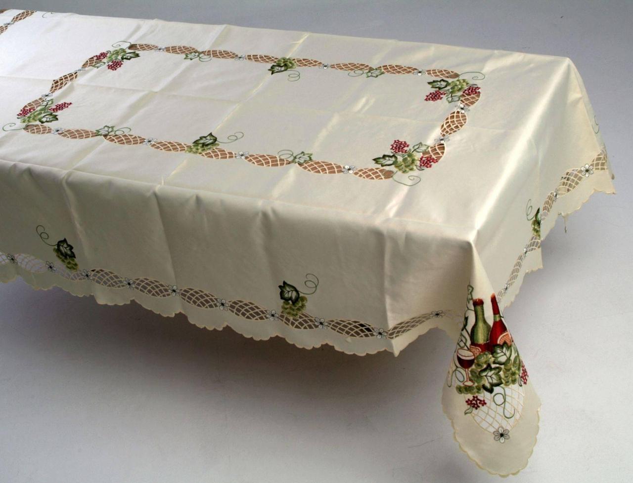 Скатерть на квадратный стол160*160 гармония