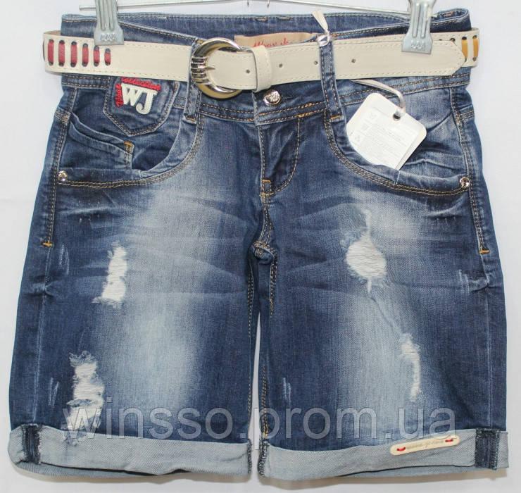 c7784a670cb Джинсовые шорты Турция Woox купить оптом и розницу  продажа