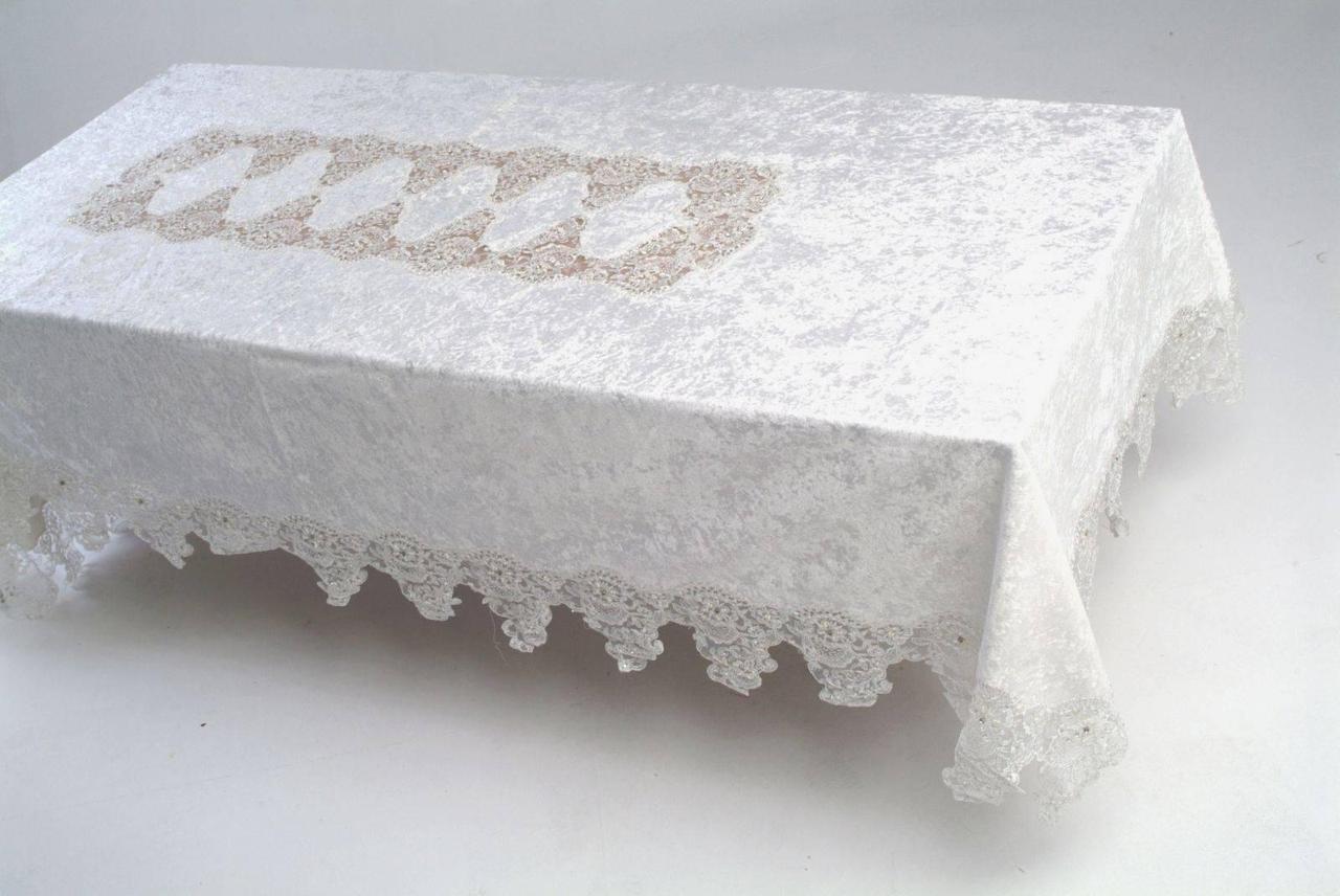 Скатерть на раздвижной стол 170*450 фирмы Ayova