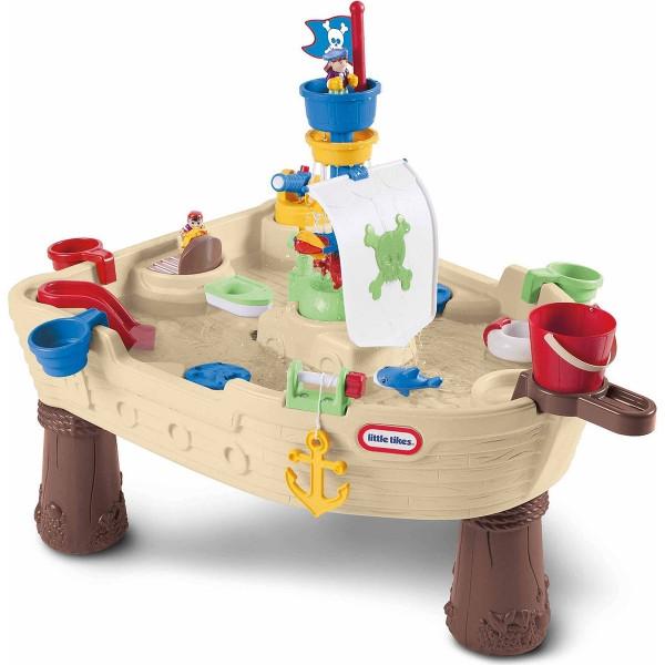 Игровой детский столик Пиратский Корабль Little Tikes